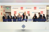 Depa rings market bell with Nasdaq Dubai to celebrate start of share trading in UAE Dirhams