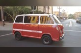 This 1970s Subaru Van Is Weird and Wonderful