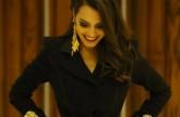 بالصورة: كارمن سليمان تتعرض لإنتقادات حادة بسبب فستانها القصير
