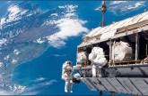 روسي يدلي بصوته في الانتخابات الرئاسية من الفضاء
