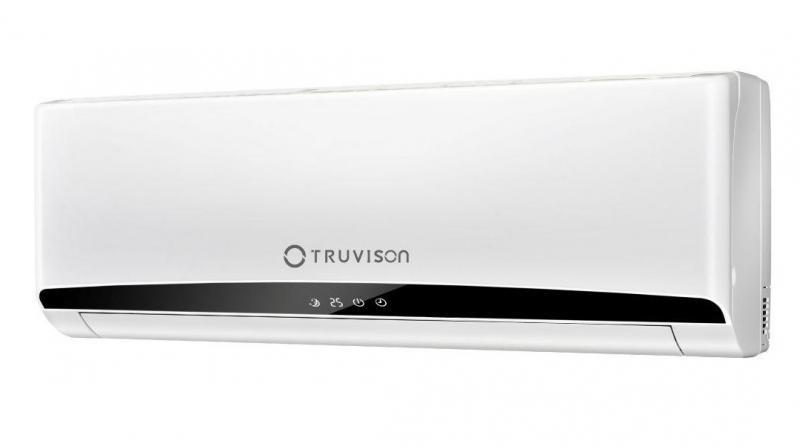 Truvison unveils its Dynam Inverter series AC - Dotemirates