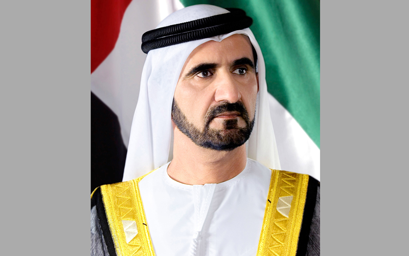 محمد بن راشد يصدر قراراً بشأن التعويض عن لوحات مركبات الأجرة في إمارة دبي - دوت امارات