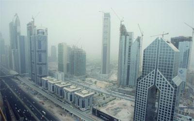 """""""الوطني للأرصاد """" يحذر من تدني مدى الرؤية الأفقية حتى الـ 8 مساءً - دوت امارات"""