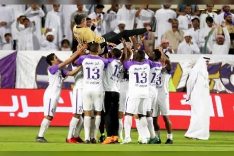 الزعيم يحجز مقعده في مونديال الأندية الإمارات 2018
