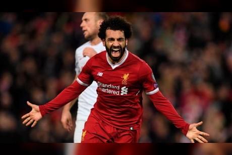 محمد صلاح يُعادل رقماً قياسياً بالدوري الإنجليزي
