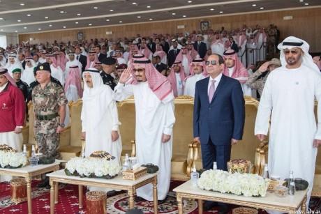 درع الخليج المشترك 1.. تنظيم عسكري موحد