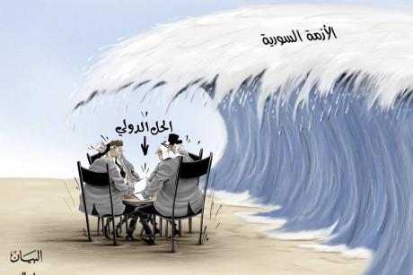 الأزمة السورية.. الحل الدولي