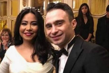 أول ظهور لشيرين عبدالوهاب وحسام حبيب في شهر العسل.. شاهد