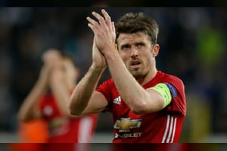 Manchester United's Michael Carrick says depression led to England exile
