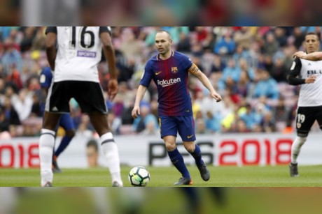 بالفيديو.. برشلونة يقترب من حسم لقب الليجا بفوزه على فالنسيا
