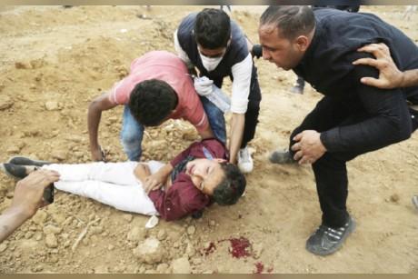 «الطائرات الورقية» تحرق «مستوطنات» حدود غزة