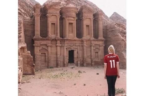 محمد صلاح سفير السياحة العربية