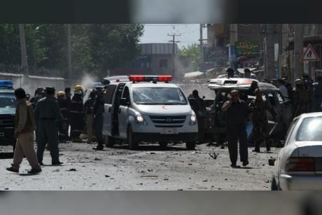 قتلى في تفجير انتحاري استهدف مركزا لتسجيل الناخبين في كابول
