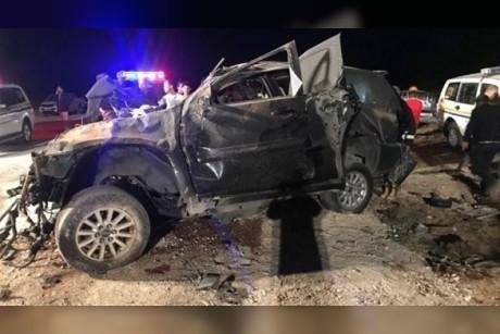 الأردن: مقتل نائب في البرلمان وزوجته و3 من أبنائه في حادث سير