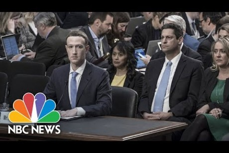 Facebook CEO Mark Zuckerberg Testifies Before House Committee | NBC News