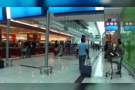 Flying out of Dubai? Leave for the airport early