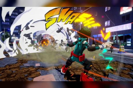 رسمياً: الكشف عن عنوان لعبة My Hero Academia One's Justice بالأسواق الأوروبية