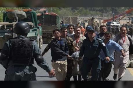 أفغنستان: 6 قلتى و23 جريحاً في حصيلة مؤقتة للهجوم الانتحاري بكابول