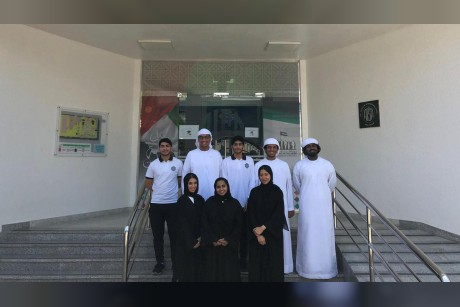 Team of all-Emirati pupils to spread UAEs message of tolerance and friendship in the US