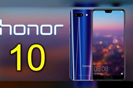 طرح Honor 10 أحدث هواتف هواوي
