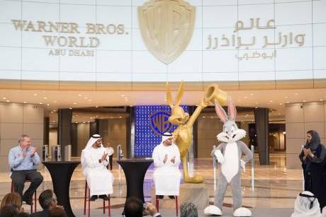 Warner Bros theme park opens in Abu Dhabi on July 25