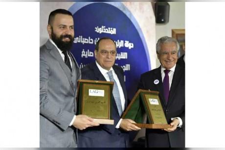 «مستشفى رزق» اللبناني يُكرِّم المنتج «الصباح» والنجم تيم حسن