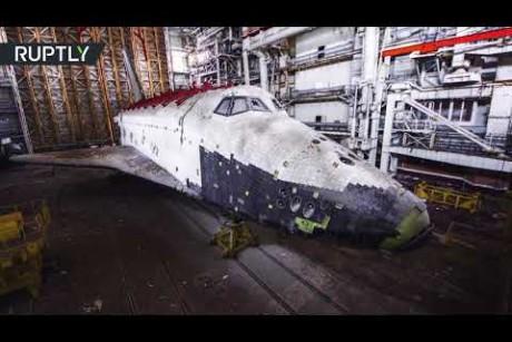شاهد صور رائعة ونادرة لمكوكات الفضاء السوفييتية!