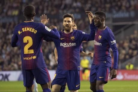 برشلونة على بُعد فوز من اللقب... وملقة أول الهابطين