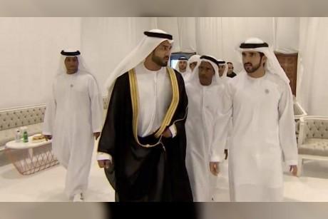 Video: When Sheikh Hamdan attended an Indian expats sons grand Dubai wedding