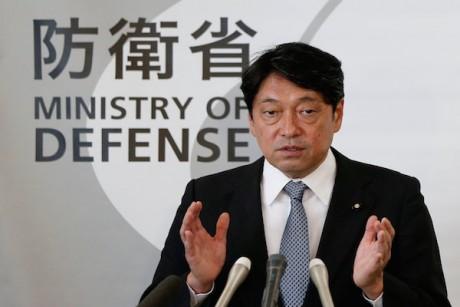 وزير الدفاع الياباني: الضربة الغربية لسوريا رسالة إلى بيونغ يانغ