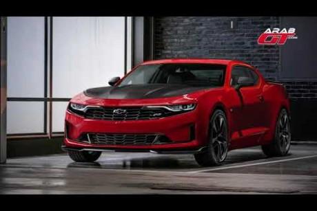 سيارة العضلات الأمريكية كمارو 2019 المحدثة تظهر رسمياً