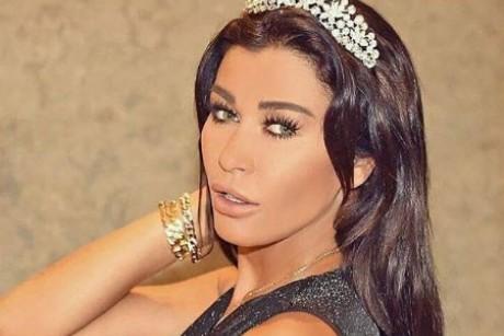 نقل نادين الراسي للمستشفى بعد إصابتها.. شاهد