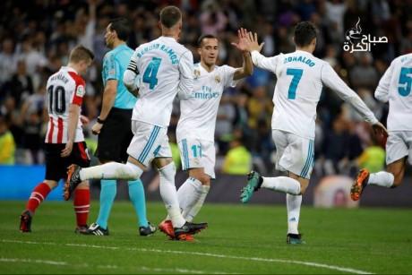 صباح الكرة: كريستيانو ينقذ ريال مدريد.. فوز مانشستر يونايتد.. صلاح يقود تشكيلة العام في إنجلترا