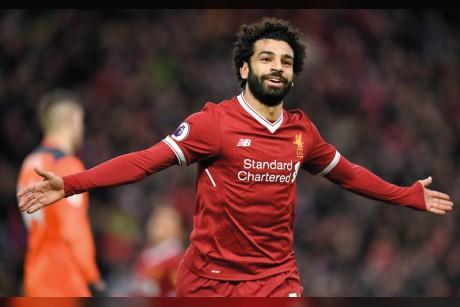 محمد صلاح أبرز المرشحين لجائزة أفضل لاعب في إنجلترا اليوم