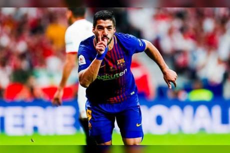الشوط الثاني - نهائي كأس إسبانيا.. برشلونة (5) - (0) إشبيلية.. كوتينيو