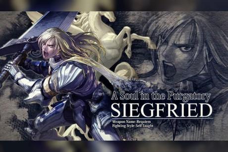 إستعراض شخصية Siegfried الوافدة الجديدة بلعبة Soulcalibur VI
