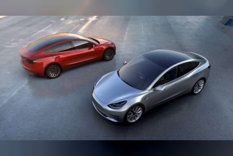 تعرف على سبب ايقاف انتاج تسلا Model 3