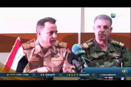 تقرير |  العراق يشن غارات جوية على مواقع لداعش في سوريا