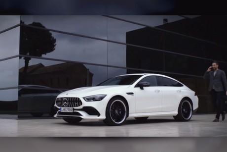 تعرف على مواصفات مرسيدس AMG GT 4-Door Coupe الجديدة