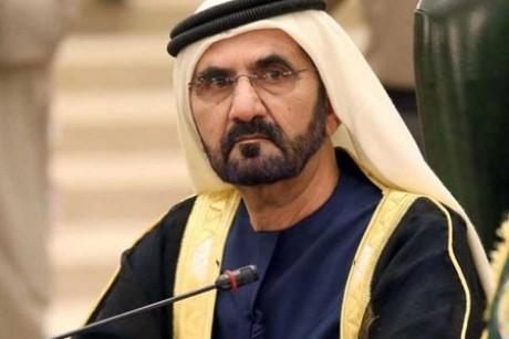 محمد بن راشد يرقص فرحا بتحقيق أغلى كأس عالميا للخيول.. فيديو