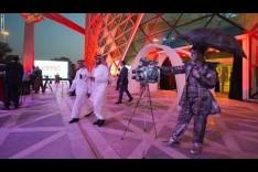 ما وراء كواليس أول عرض سينمائي في السعودية