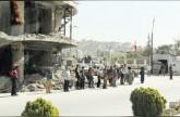 النظام السوري يمهل «داعش» 48 ساعة لمغادرة «اليرموك»