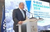 الجراح في افتتاح مؤتمر IEEE MENACOMM: الحريري يدعم مبادرات ومؤتمرات تصب في مصلحة لبنان