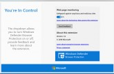 مايكروسوفت توفر خدمتها لمكافحة البرمجيات الخبيثة ضمن متصفح كروم