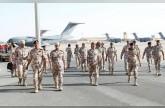 قطر تشارك في تمرين درع الخليج بالسعودية