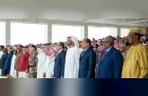 خادم الحرمين ومحمد بن راشد ومحمد بن زايد ومحمد بن سلمان وعدد من قادة الدول يحضرون فعاليات درع الخليج المشترك 1