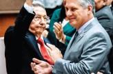 رئيس جديد لكوبا يُنهي عهد كاسترو