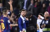 ميسي يقود برشلونة لرقم قياسي في «الليجا»