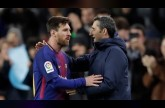 مدرب برشلونة يطمئن جماهير الأرجنتين على ميسي