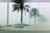 الأرصاد الإماراتية: رياح مثيرة للغبار وأمطار متوقعة اليوم